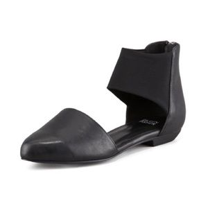 Eileen Fisher Leather Allot Ballet Flats